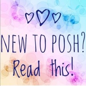 New to Posh???  Read this! 🌷